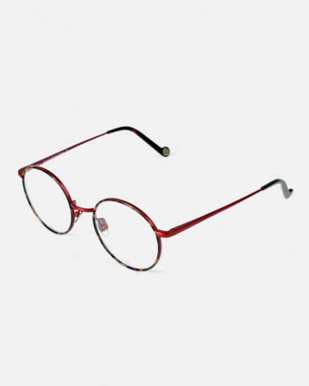Lunettes Andernos rouge écaille