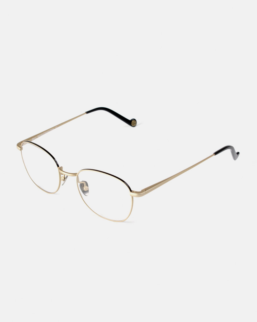 Lunettes Bazas Or Champagne