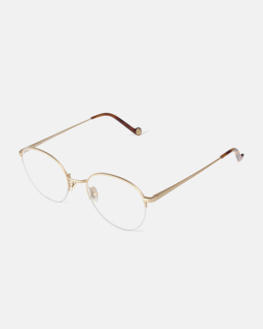 Lunettes Biscarosse or champagne