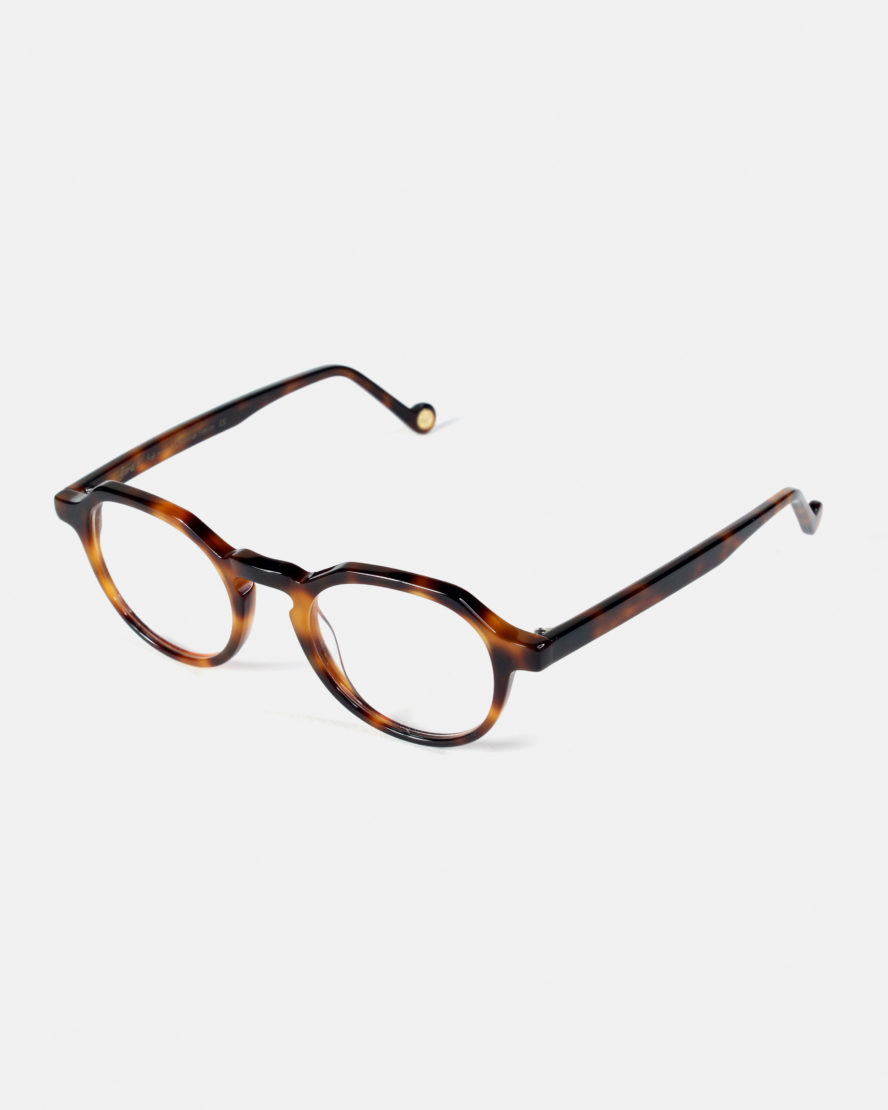 Lunettes Lagord ecaille clair